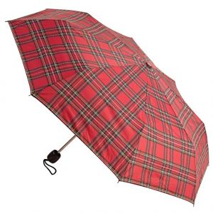 Mini Tartan Umbrella