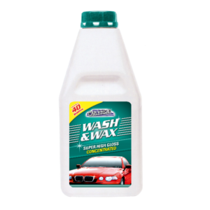 Wash & Wax 1Ltr