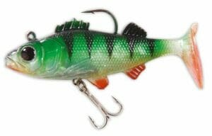 Armed Soft Lure Perch