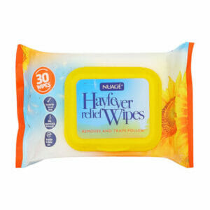 Hayfever Wipes 30pk