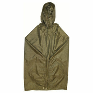 Heavy Duty Adventure Poncho